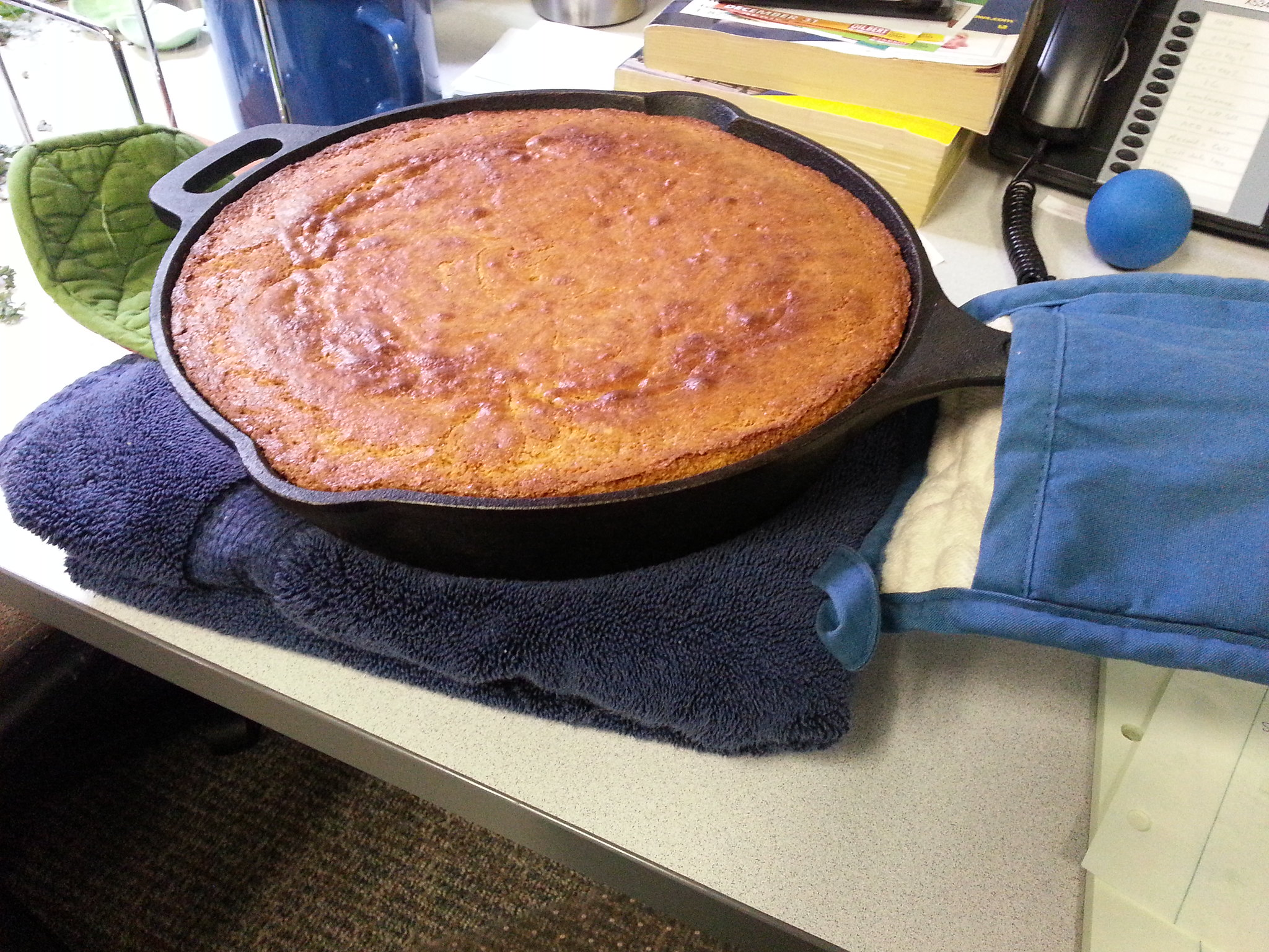 Best. Cornbread. Ever.
