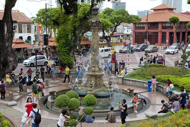 MYS003 Dutch Square - Malacca - Malaysia