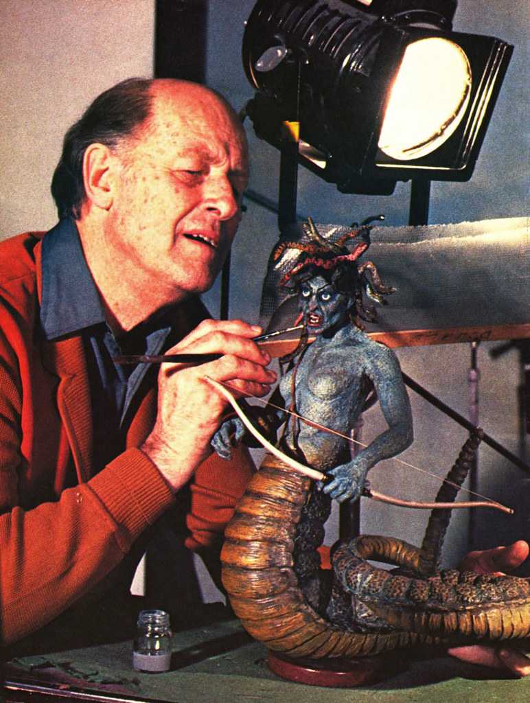 Ray Harryhausen - 7