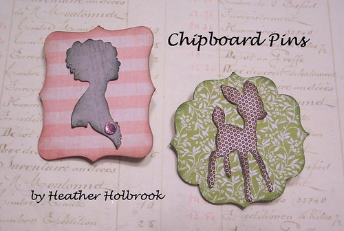 Chipboard Pins
