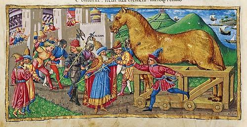 012-Bucolicon-Georgicon-Aeneis-1450-1460- Biblioteca Riccardiana de Florencia