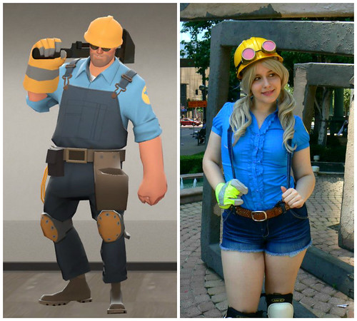 Engineer from Team Fortress 2