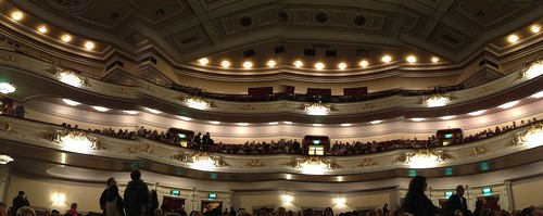 Usher Hall Warped Pano