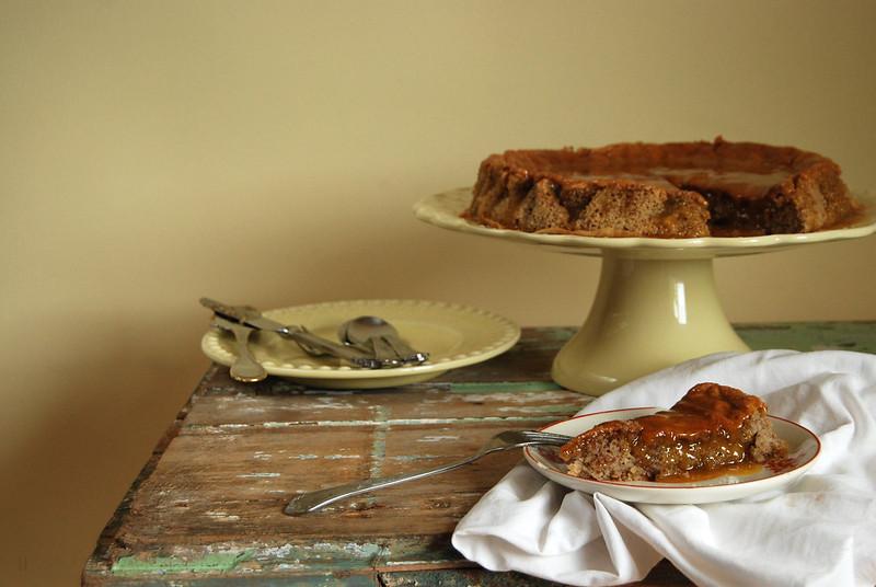 tarte de amêndoa / almond tart