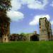 ashby castle abstract by agbimagery