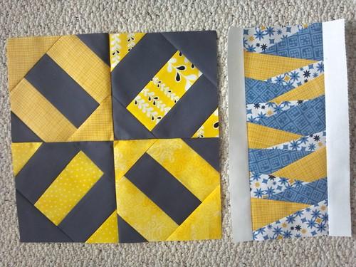 Quilt blocks for Boston
