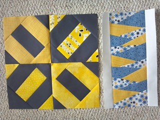 Quilt blocks for Boston