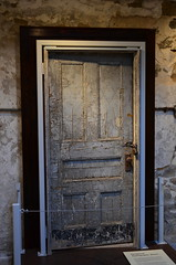 Original Synagogue Door-Eastern State Penitentiary-Philadelphia, PA