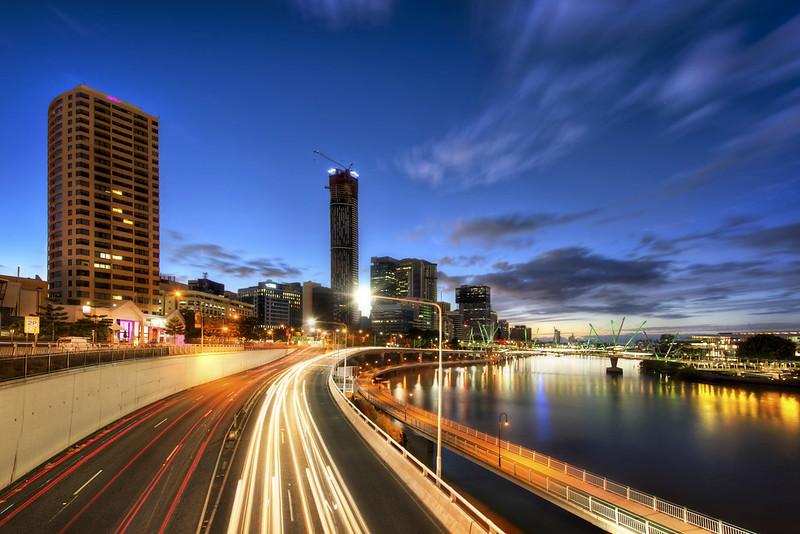 City Entrance, Brisbane