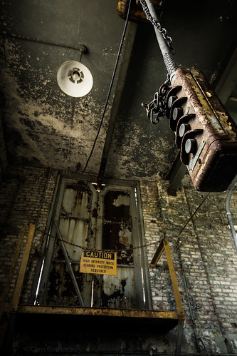 Forgotten, Silent, Untouched | Seneca Army Depot