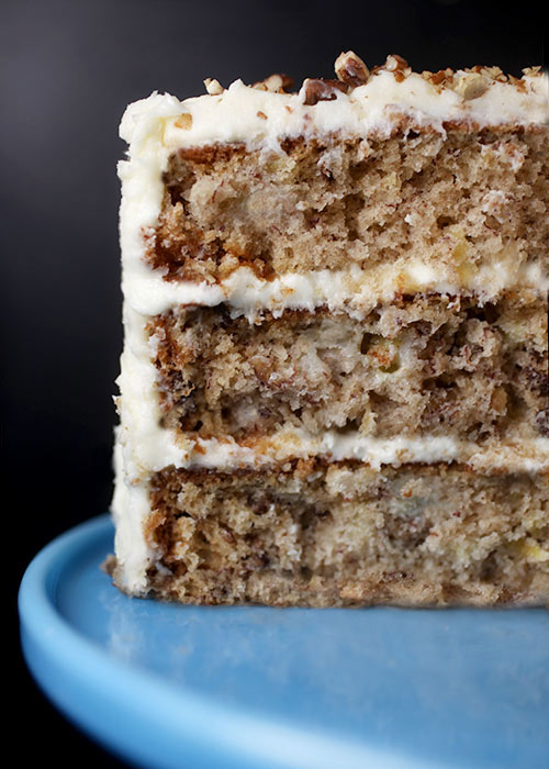 Hummingbird Layer Cake