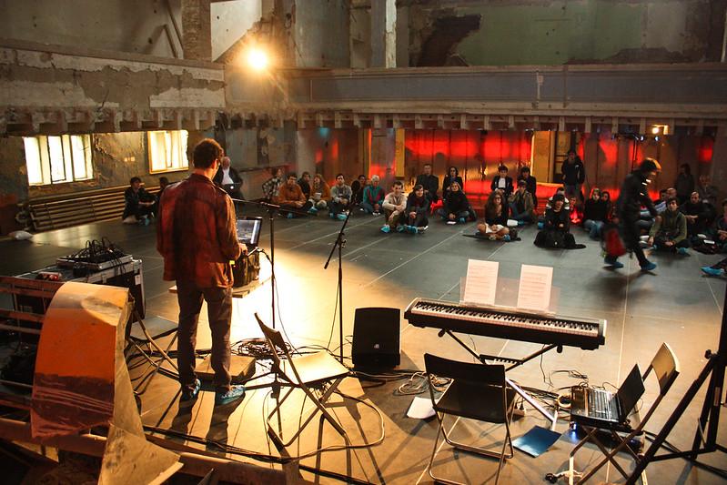 Pódium #1