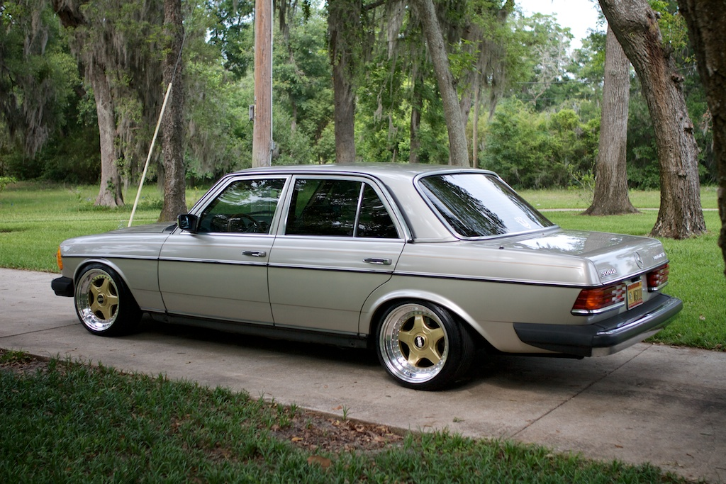 Mercedes Benz Greensboro >> Lowered W123 picture thread? (not for purists) - Page 7 - Mercedes-Benz Forum