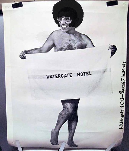 WATERGATE 2013 by WilliamBanzai7/Colonel Flick