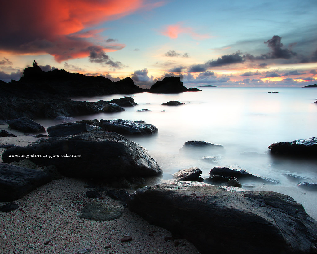 Calaguas Island Vinzons Camarines Norte Bicol long exposure photography