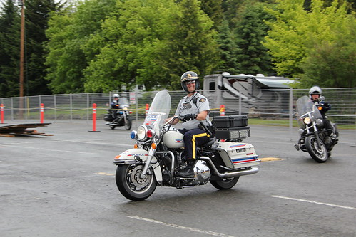 North American Motor Officers Association in Victoria