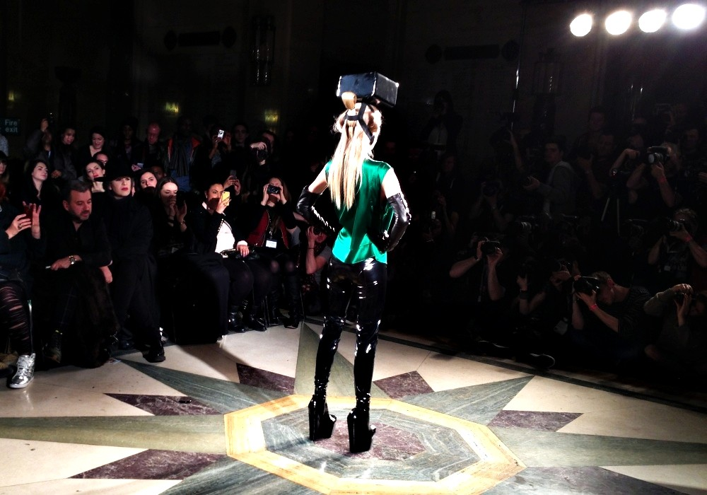 2013.05.18 - LFW - Pam Hogg autumn winter 2013 (14)