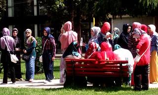 Muslim Girls Tirana #Albania #dailyshoot