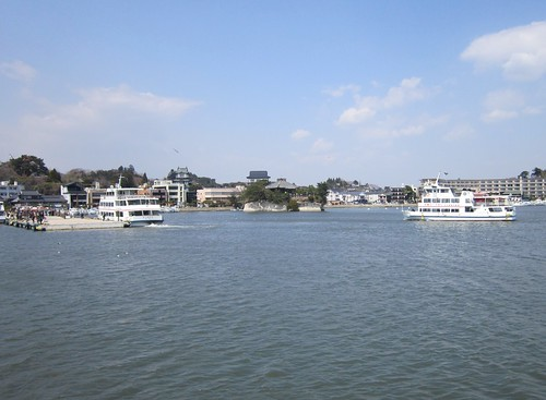 IMG_5274 松島の桟橋と五大堂 2013年4月22日12:47 by Poran111