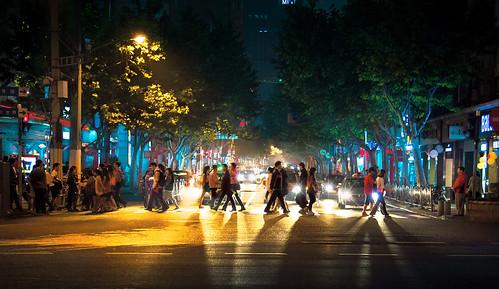 near people square(Shanghai)