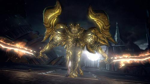 Golden Paladin