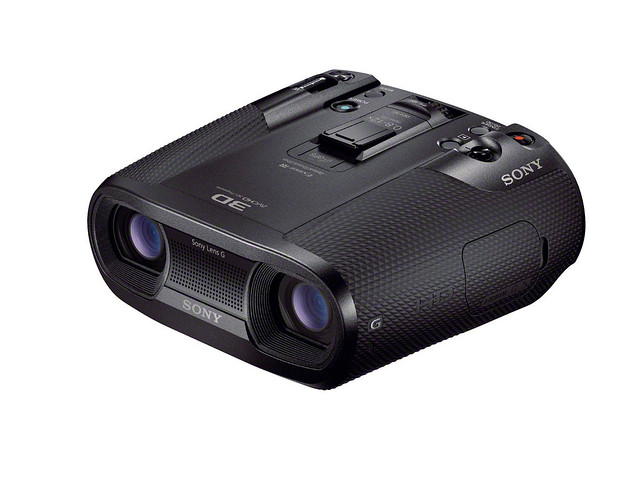 Sony Introduces Smaler, Lighter, Weatherproof, Digital Recording Binoculars For Premium HD Video Capture