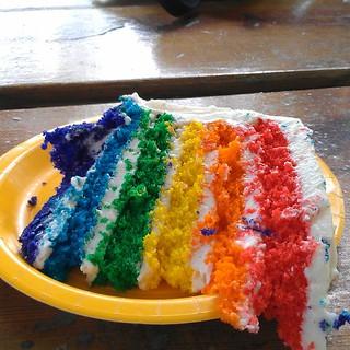 Best. Cake. Ever.