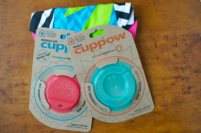 Cuppow prize pack