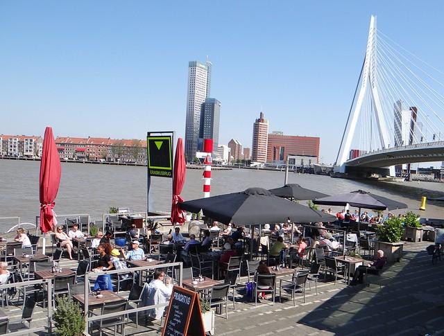 Bar restaurant prachtig city rotterdam stadsgids for Direct wonen rotterdam