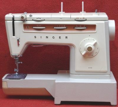Singer 538