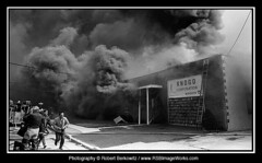 1975-05/10 - Fire, Knogo Corp., State Street, New Cassel, NY