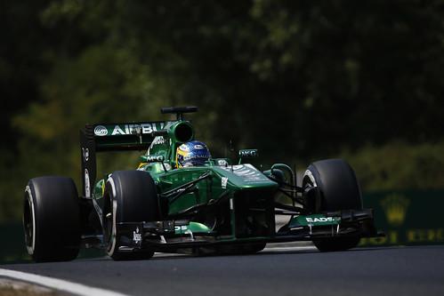 2013 Hungarian Grand Prix - Saturday