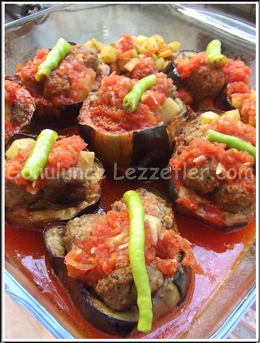 köfteli saksı kebabı 1