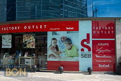 Outlets em Barcelona