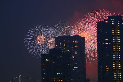 Tokyo Bay Fireworks Festival 2013 Canon EOS 70D 01