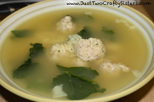 Skinny Italian Wedding Soup Recipe