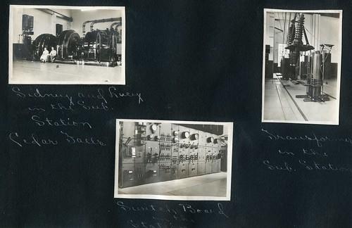 new railroad family history power traction milwaukee genealogy electricity 1920 substation cedarfalls