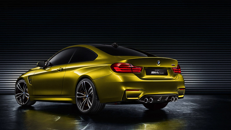 BMW Concept M4 Coupe (3)