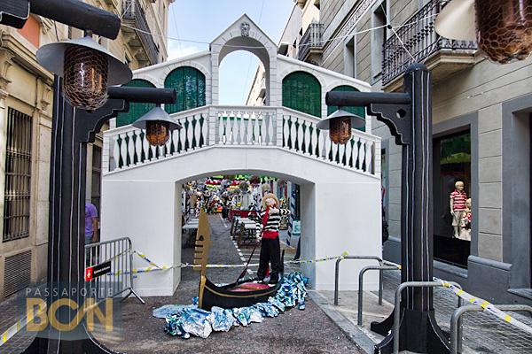 Festa Major de Gràcia 2013, Barcelona