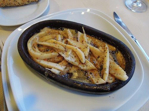 イカのオイル煮