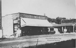 Demmon's Grocery Store ca 1900