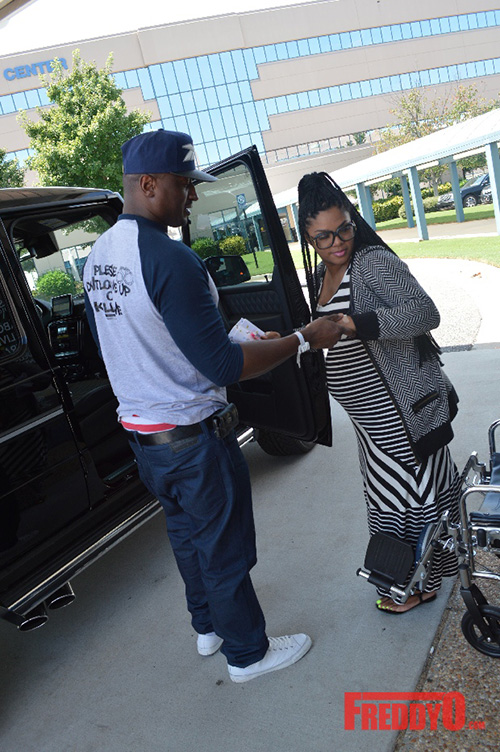 Rasheeda-Kirk-Frost-Leave-Hospital-with-Baby-Karter-4