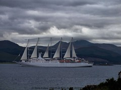 Windrush in the Sound of Mull 5/11