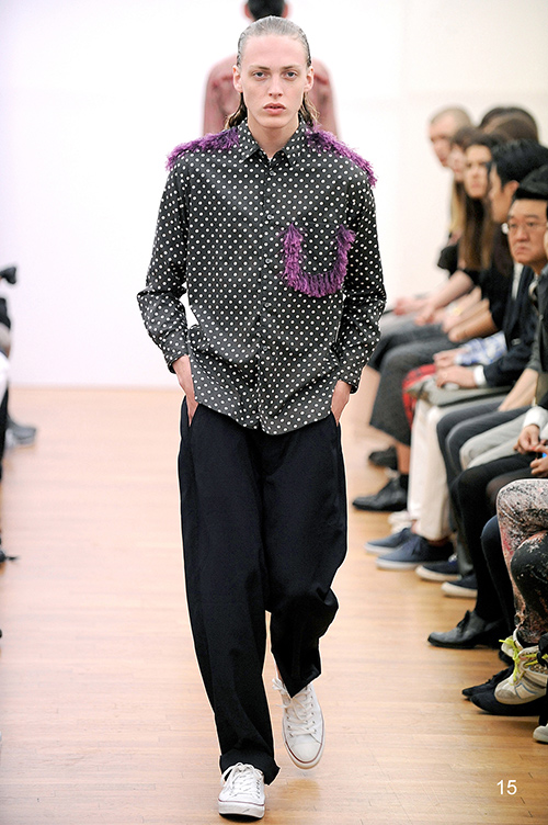 Erik Andersson3164_SS14 Paris COMME des GARCONS SHIRT(Fashion Press)