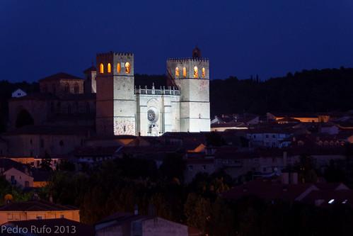 Catedral de Siguenza - Nocturno