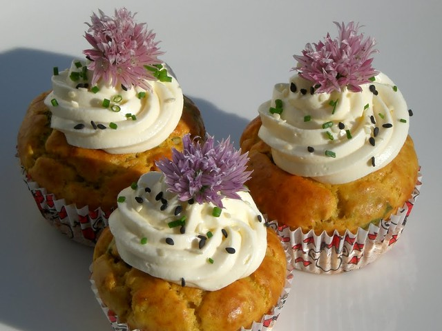 Muffin Salati al Pesto Bimby