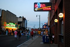 People's Bar on Beale