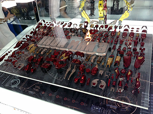 Iron Man 300% Exhibition