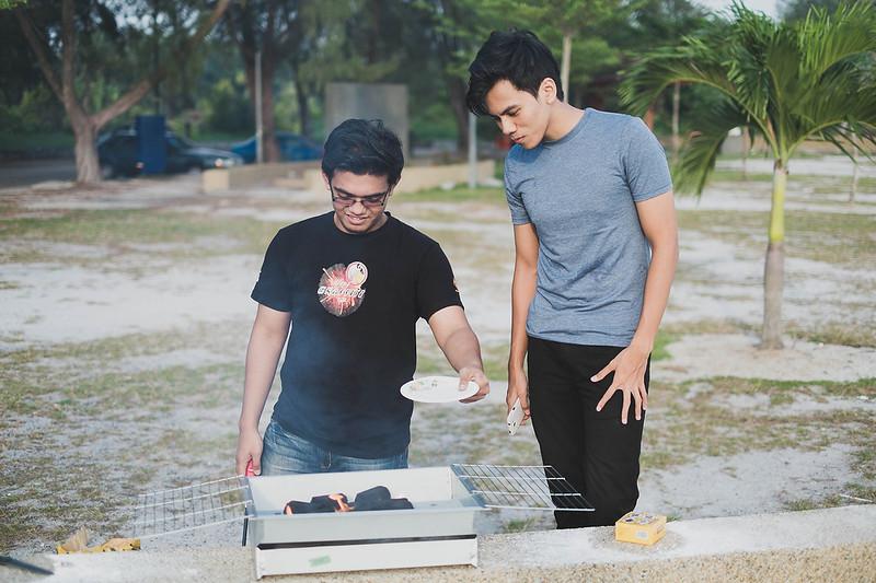 Iftar BBQ
