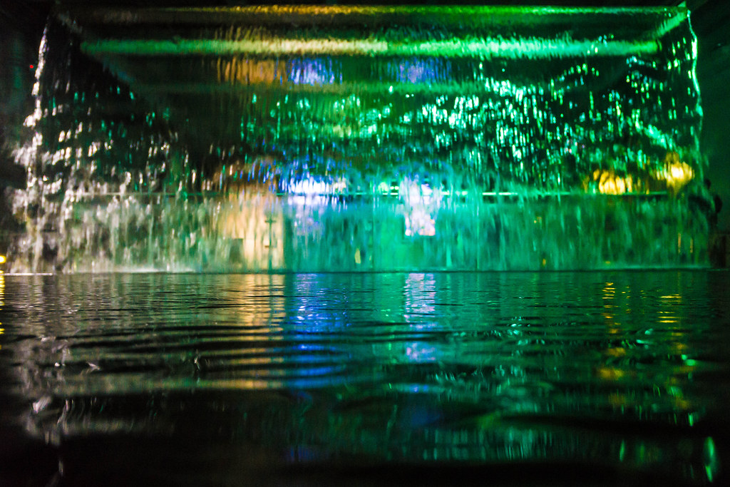 Fountain @ Guinness Storehouse